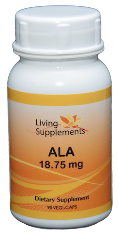 ALA 18.75mg [NEW]