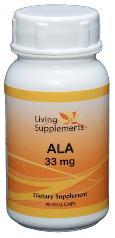 ALA 33mg [NEW]