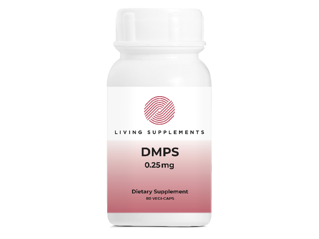 DMPS 0.25mg WITHOUT Vit C