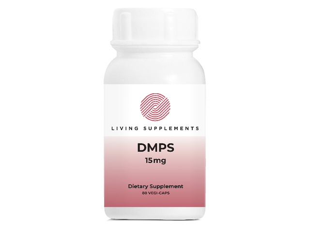 DMPS 15mg WITHOUT VIT C