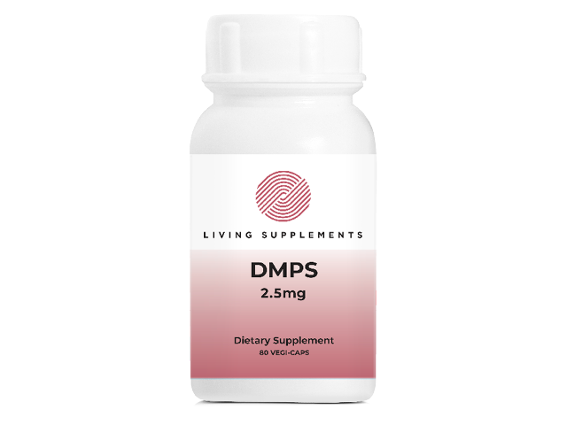 DMPS 2.5mg (AWAITING STOCK, EXPECTED IN MAY)