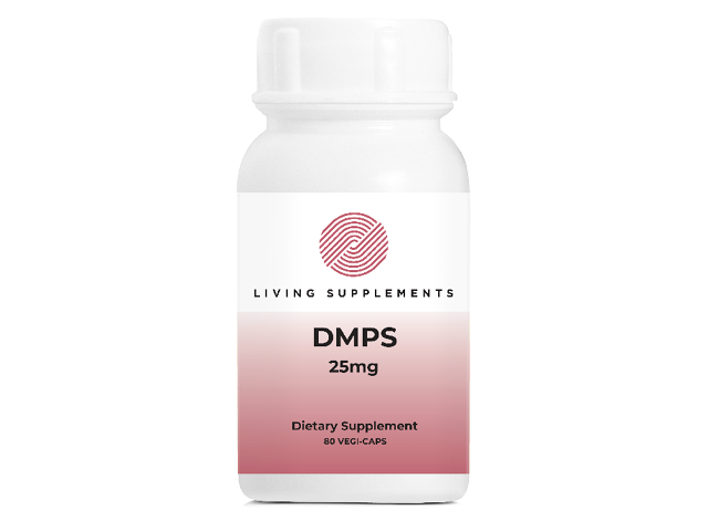 DMPS 25mg (AWAITING STOCK, EXPECTED IN MAY)