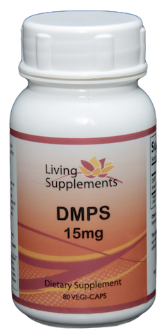 DMPS 15mg WITHOUT Vit C (SOLD OUT - NEW STOCK EXPECTED JAN 2019)