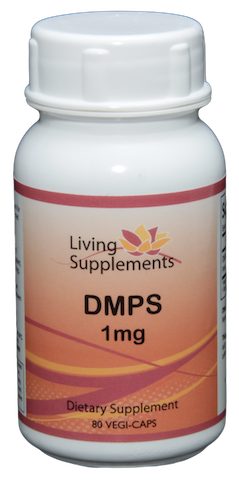 DMPS 1mg WITHOUT Vit C (SOLD OUT - NEW STOCK EXPECTED JAN 2019)