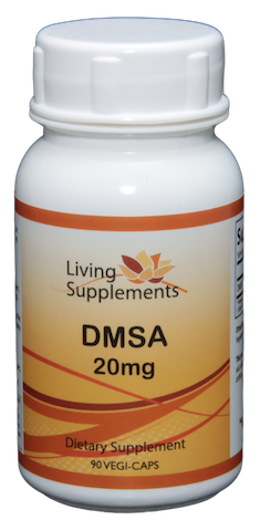 DMSA 20mg WITHOUT Vit C